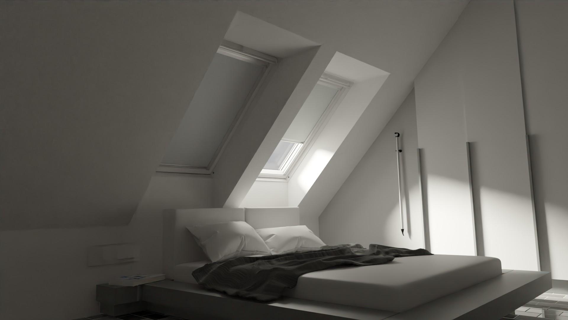 Zatemňujúce rolety pre strešné okná